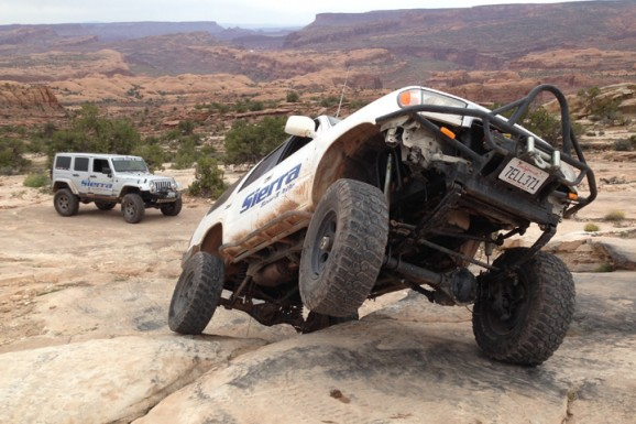 Moab – Easter Jeep Safari 2014