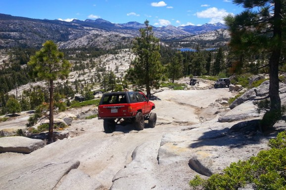 Rubicon Trail 2014