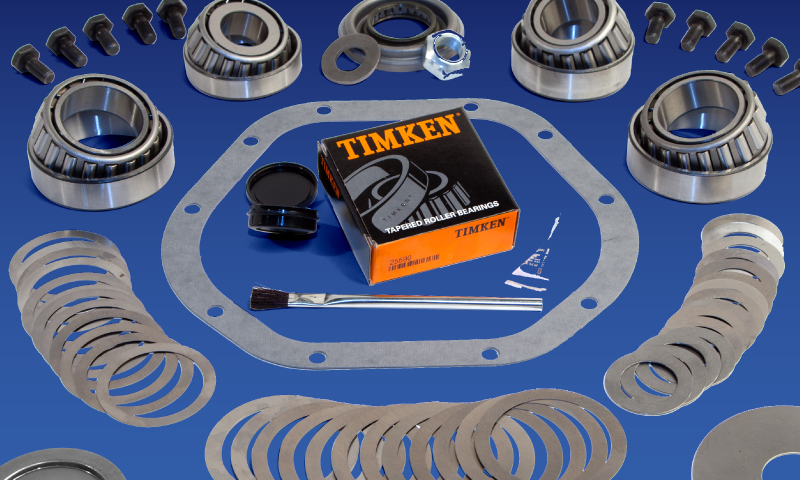Sierra Gear & Axle Differential Install Kits