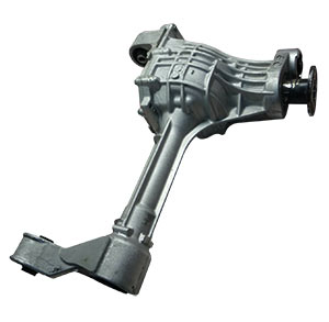 Nissan R180A Axle - Frontier & XTerra Front