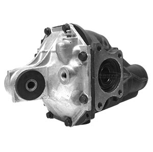 Toyota 7.5 Inch IFS Front Axle - Standard Rotation