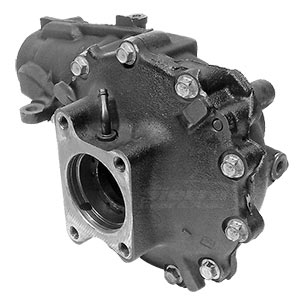 Toyota 7.5 Inch Axle - IFS Reverse Clamshell